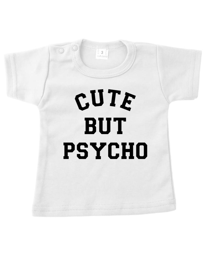 Cute but Psycho ShirtsVoorFun